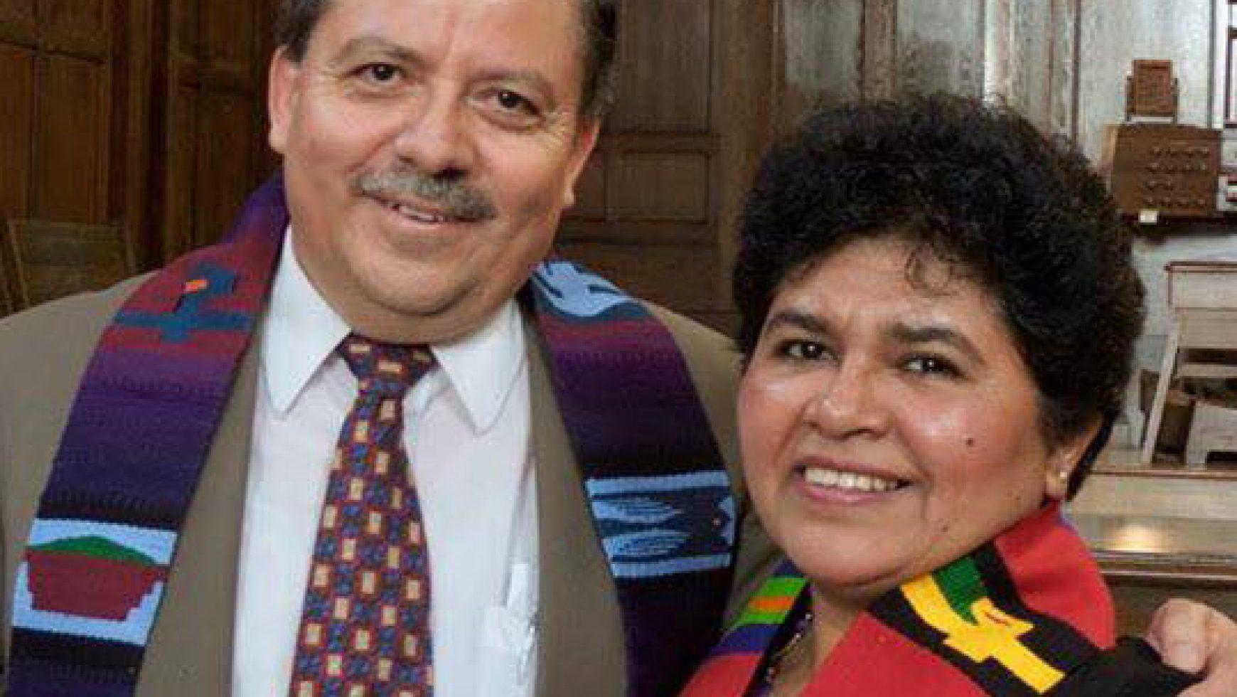 Eliud & Janet Martinez